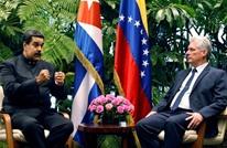 مادورو يزور الرئيس الكوبي الجديد ويتعهد بمواصلة التعاون