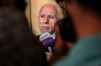 وفد من منظمة التحرير الفلسطينية يزور دمشق برئاسة الأحمد