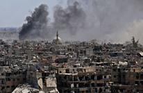 قوات روسية في القلمون والنظام يواصل هجومه على اليرموك