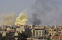 """دمشق: إسرائيل شنت هجوما على مطار """"تيفور"""" وأصبنا طائرة"""