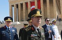 رئيس الأركان التركي يناقش مع نظيره الأمريكي الأزمة السورية