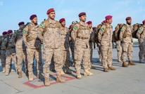 قوات سعودية تشارك في تدريبات عسكرية في إزمير التركية