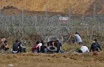 الاحتلال يعلن تصفية 3 فلسطينيين على حدود غزة واعتقال رابع
