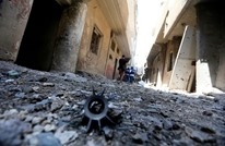 بدء تنفيذ اتفاق لخروج مسلحين من أحياء في مخيم اليرموك