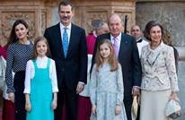 مشادة بين الملكة والملكة الأم في إسبانيا (شاهد)