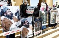 متظاهرون في لبنان يطالبون بإطلاق سراح معتقلين إسلاميين