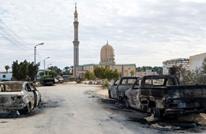 مقتل سبعة أشخاص بعملية للجيش المصري بسيناء