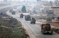 مجموعة كردية تتبنى استهداف نقطة مراقبة تركية بريف حلب