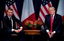 ماكرون يهاتف ترامب بشأن موقفه من اتفاق النووي وتهديداته