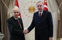 أردوغان يطالب بإلغاء نتائج إسطنبول ويجتمع بالحركة القومية