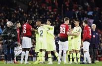 النيران الصديقة تمنح الانتصار لبرشلونة أمام يونايتد