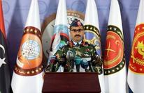الجيش الليبي يحذر من فشل الحوار جراء تحركات قوات حفتر