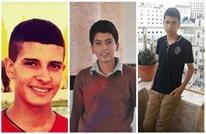 """""""أيهم وعمر وأحمد"""".. أطفال فلسطينيون يواجهون """"المؤبد"""""""