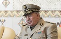 هتافات غاضبة ضد رئيس الأركان الجزائري قايد صالح (شاهد)