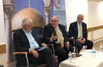 ندوة بلندن تدعو الفلسطينيين للوحدة بمواجهة صفقة القرن (صور)