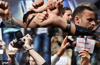 منظمات محلية ودولية تطالب بإنقاذ الصحفيين المعتقلين بمصر