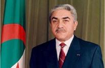 """رئيس الجزائر السابق يرفض قيادة """"مرحلة انتقالية"""""""