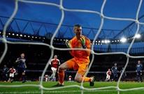 حارس مانشستر يونايتد أضعف حارس في الدوري الإنجليزي