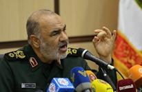 هكذا ربط قائد الحرس الثوري الاحتجاجات بأمريكا بالثورة الإيرانية