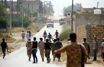 وصول طائرة مخابرات إيطالية إلى العاصمة طرابلس (شاهد)