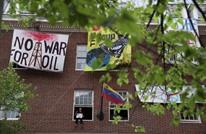 مؤيدون لمادورو يسيطرون على سفارة فنزويلا في واشنطن