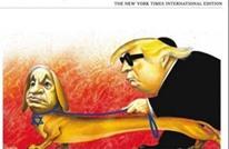 "يديعوت تهاجم ""نيويورك تايمز"" رغم حذفها كاريكاتيرا عن نتنياهو"