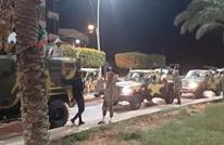 هذه آخر التطورات الميدانية بعد تحرك حفتر نحو طرابلس (شاهد)