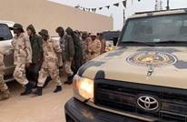 """""""الوفاق"""" الليبية تعلن سيطرتها على 4 مواقع جديدة بطرابلس"""