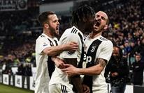 يوفنتوس يهزم ميلان ويؤكد سيطرته على الدوري الإيطالي