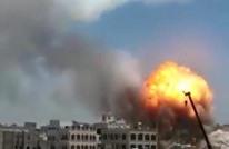 طيران التحالف يقتل 7 مدنيين جنوب اليمن