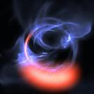 فريق علمي دولي ينشر أول صورة لثقب أسود (شاهد)