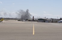 """""""الوفاق"""": قوات حفتر جددت قصفها لمطار معيتيقة"""