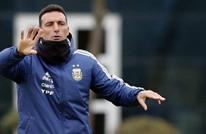 سيارة تدهس مدرب منتخب الأرجنتين بإسبانيا