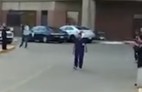 الشرطة الأمريكية تحيي طبيبا مصريا لجهوده بمكافحة كورونا
