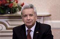 رئيس الإكوادور يخفض راتبه وحكومته إلى 50% لمكافحة كورونا