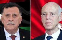 رئيس تونس يؤكد للسراج دعم حكومته.. رفض تصريح وزير الدفاع