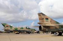 """أنباء عن محاصرة """"عسكريين أجانب"""" بقاعدة تابعة لحفتر"""