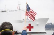 """واشنطن توثق """"تحرّش"""" سفن إيرانية بأخرى أمريكية (شاهد)"""