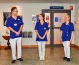 أميرة سويدية تنضم للطواقم الطبية لمكافحة كورونا بالبلاد