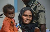 المجاعة تهدد مسلمي الروهينغيا بمخيمات اللجوء في الهند