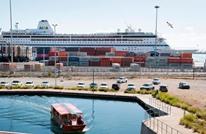 """آخر """"سفن كورونا"""" ترسو في ميناء مارسيليا الفرنسي"""