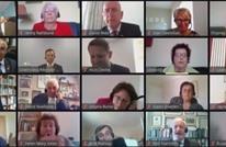 وزير بريطاني بموقف محرج إثر خطأ في اجتماع عبر الفيديو (شاهد)