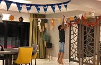 هكذا احتفل اللاعب محمد صلاح بقدوم شهر رمضان (صورة)