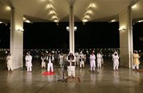 باكستان تؤدي أول صلاة تراويح مع مراعاة تدابير الوقاية (صور)