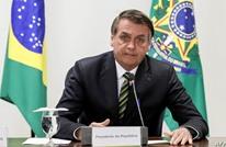 الرئيس البرازيلي يُخاطب مواطنيه مرتديا قميص فريق عربي (شاهد)