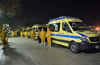 عزل رئيس جمعية دفن موتى بمصر لرفضه نقل جثمان متوفى بكورونا