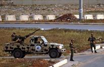 قوات حفتر تقصف مخازن أدوية بطرابلس.. بصواريخ غراد (صور)