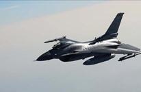 """الجيش الليبي يشن 57 غارة على """"الوطية"""" خلال مايو (إنفوغراف)"""