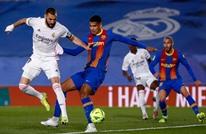 """ريال مدريد يحسم موقعة """"الكلاسيكو"""" أمام برشلونة"""