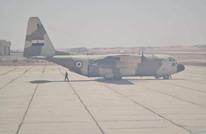 هبوط طائرتين مصريتين في سبها الليبية تحملان ذخائر لحفتر